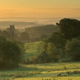 panorama of the cotswolds photographs #4 - © betty stocker photography
