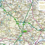 view a map of our cotswold villages tour region