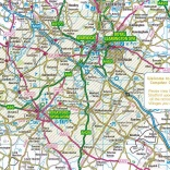 view a map of our stratford upon avon/shakespeares country private tour